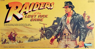Raiders Board Game