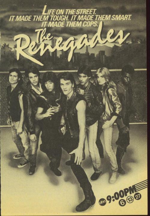 Renegades Ad 1983