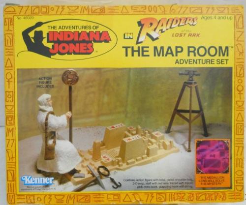 ROTLA Map Room 1982-3
