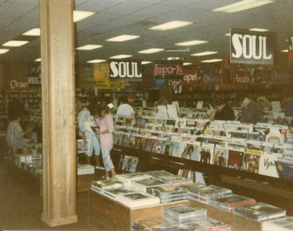 Record Stores 2 Warps To Neptune