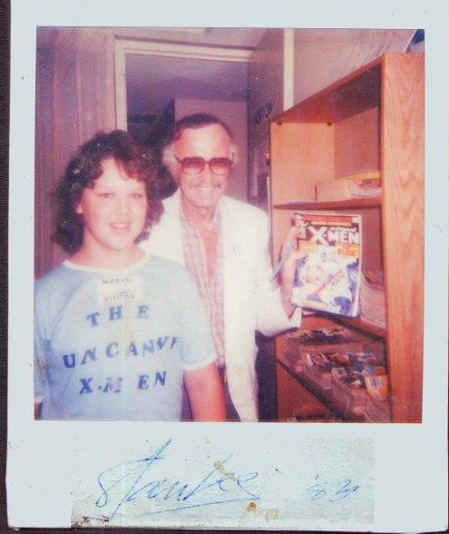 Stan Lee 1983
