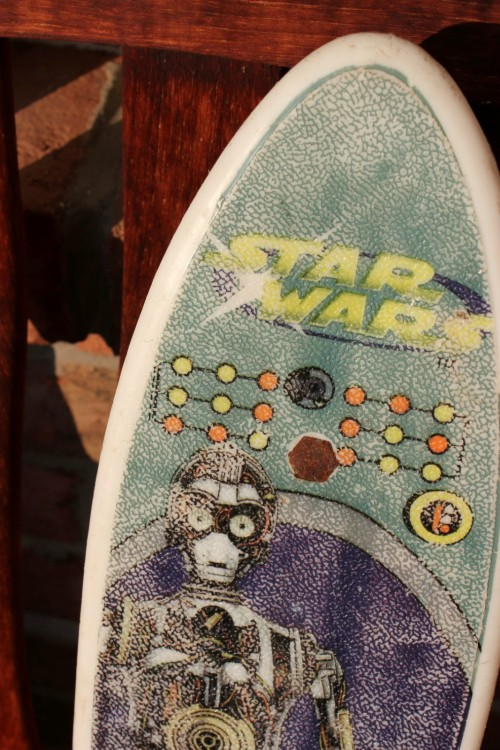 Star Wars Skateboard 77-3