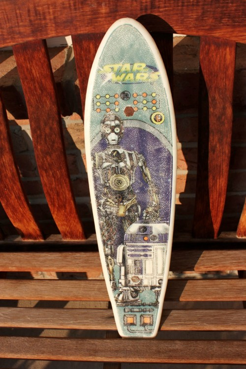 Star Wars Skateboard 77
