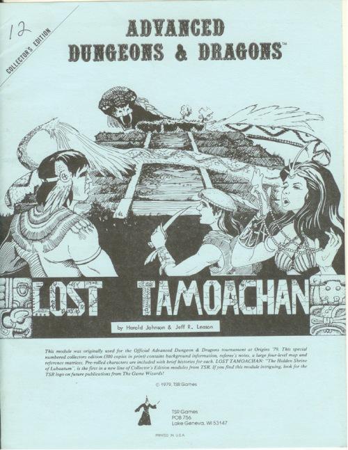 Tamoachan 1979