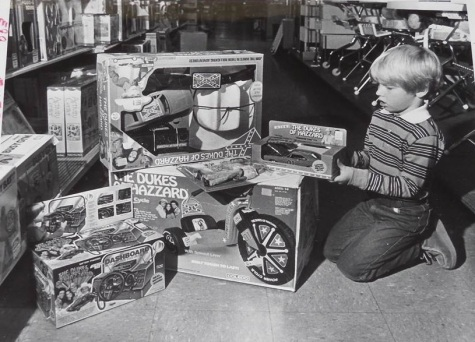 Toy Aisle 1981