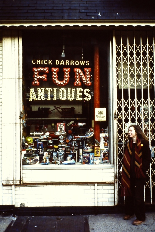 Toy Display 1980