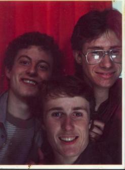 Wells Geeks 1985