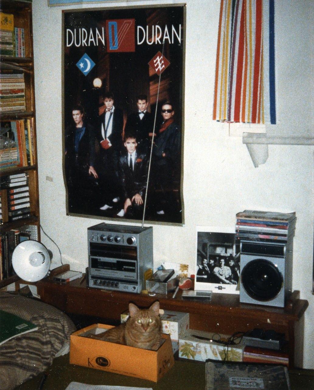 80s Bedroom 2 1986 01 SFHS 22  Our 80s Bedrooms 2 Warps to Neptune. Bedroom 80s