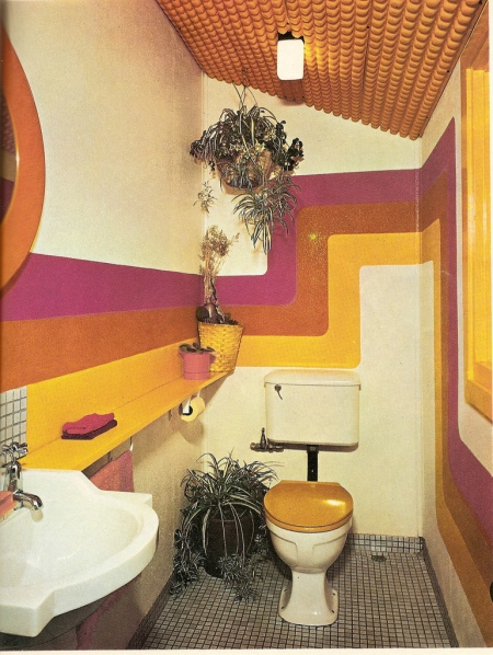 Bathroom 70s
