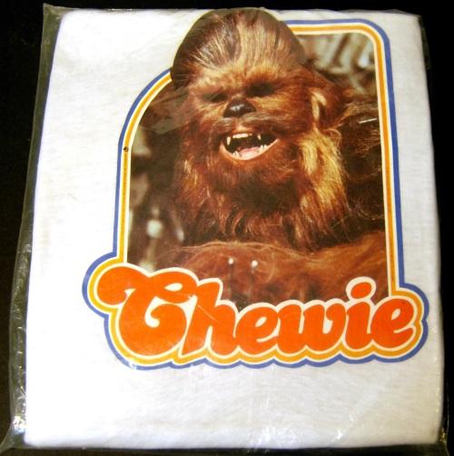Chewie Shirt 1977