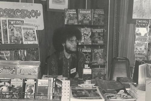 Comic Shop 1975