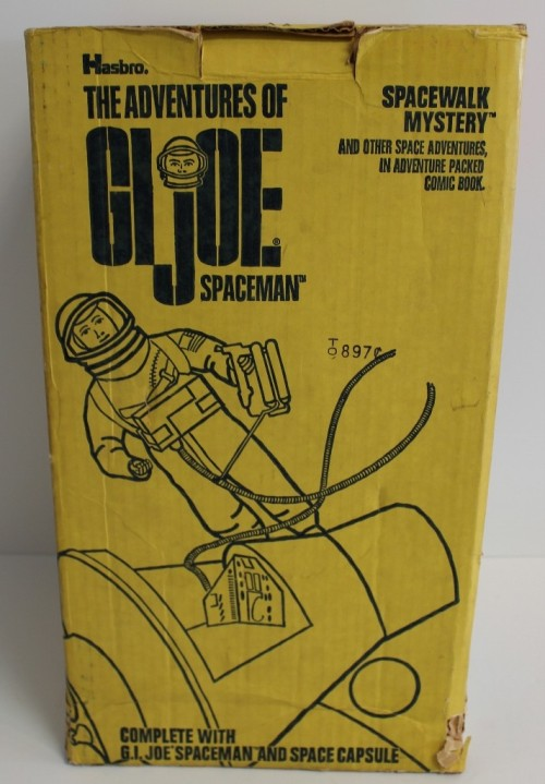 G.I. Joe Spacewalk 1969-2
