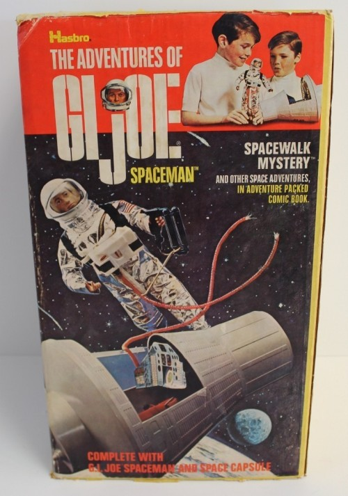 G.I. Joe Spacewalk 1969