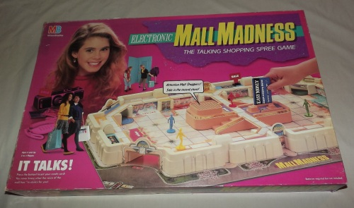 Mall Madness 1989