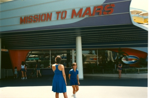MIssion to Mars 1984