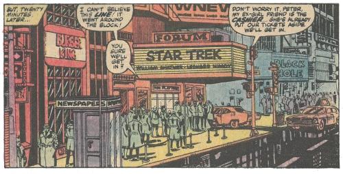 Star Trek Marquee ASM #203