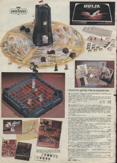 1981 Montgomery Ward Christmas Catalog P490