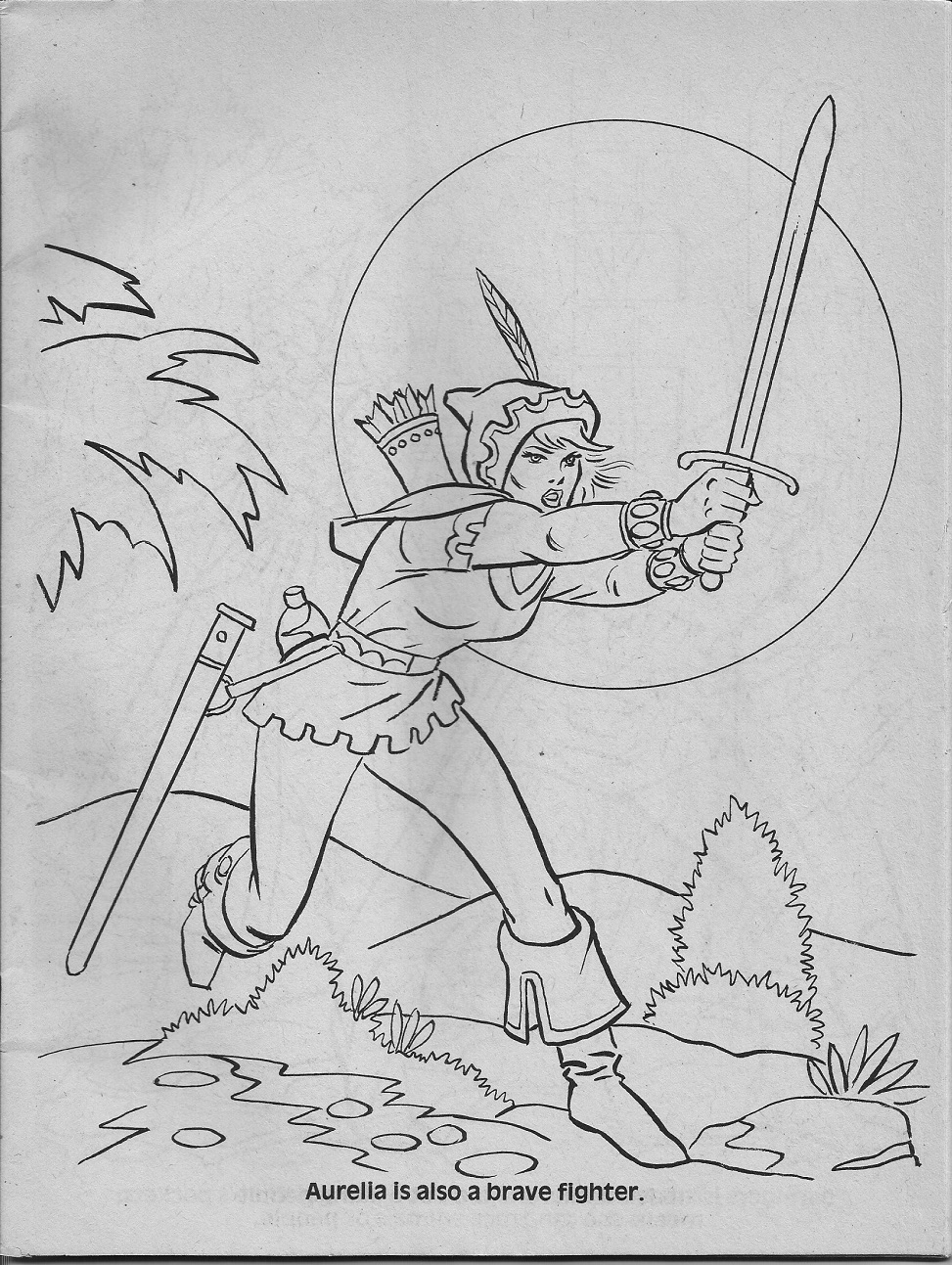 dungeons and dragons coloring pages - photo #42