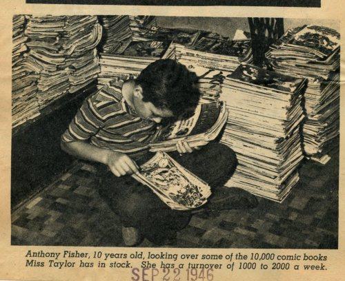 Comics 1946-2