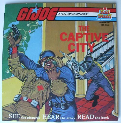 G.I. Joe Captive 1984