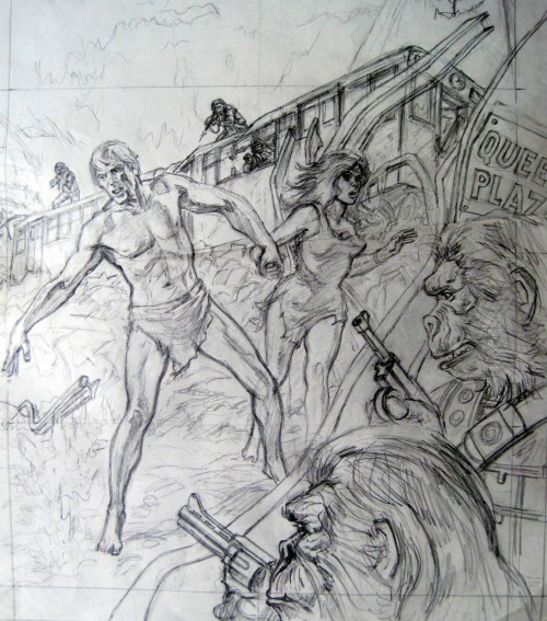 Norem Original Pencils 1975