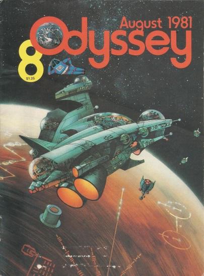 Odyssey #8 FC