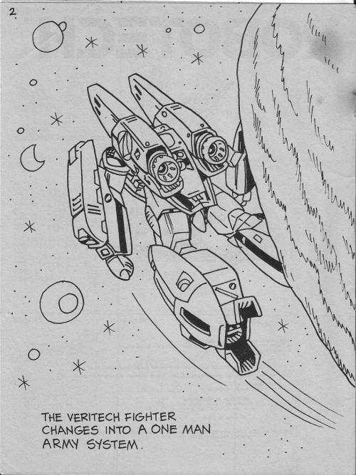 Robotech CB 1985-2