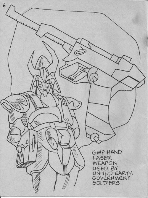 Robotech CB 1985-6