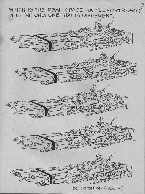 Robotech CB 1985-7