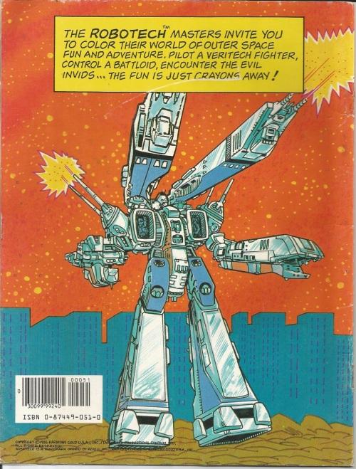 Robotech CB 1985 BC