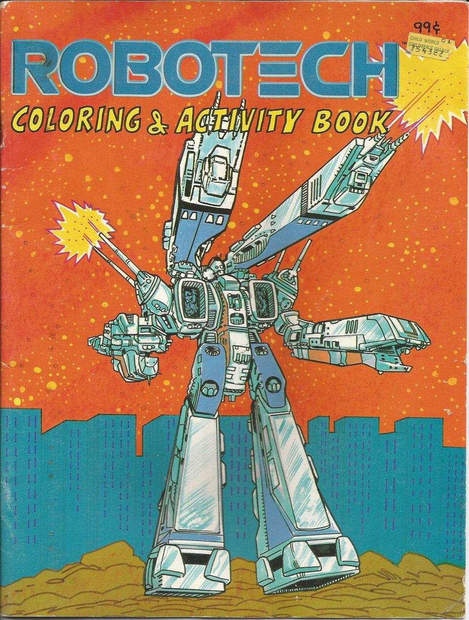 Robotech CB 1985 FC