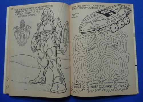 Robotech Coloring Book-4