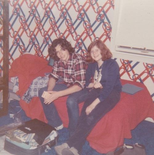 Bedroom 1970s