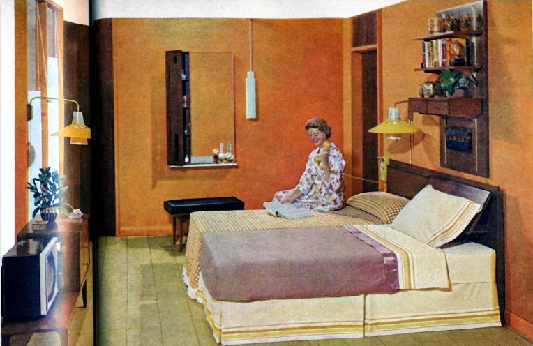 Better Homes And Gardens Decorating Ideas better homes and gardens decorating ideas (1960) (part one) | 2
