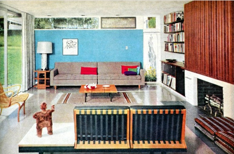 Better Homes And Gardens Decorating Ideas 1960 Part One 2