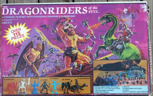Dragonriders 1981