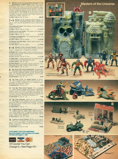 Dragonriders Catalog 1982