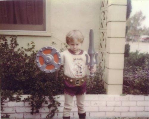 Halloween He-Man 1983