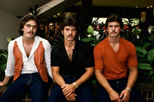 Mustaches 1980