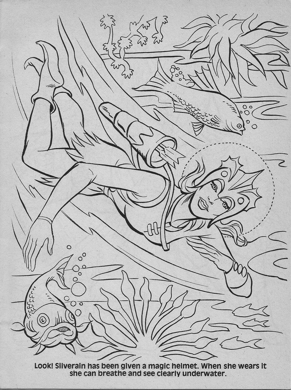 dungeons and dragons coloring pages - photo#45