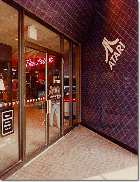 Atari Adventure St. Louis
