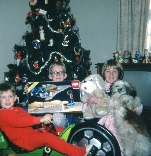 Christmas Lego 1980