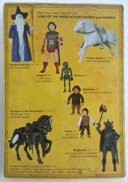LOTR Aragorn 1979-2
