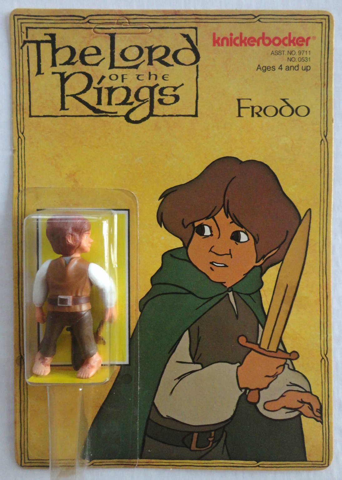 the lord boxed rings toys asm set sam movie asmus of frodo figure