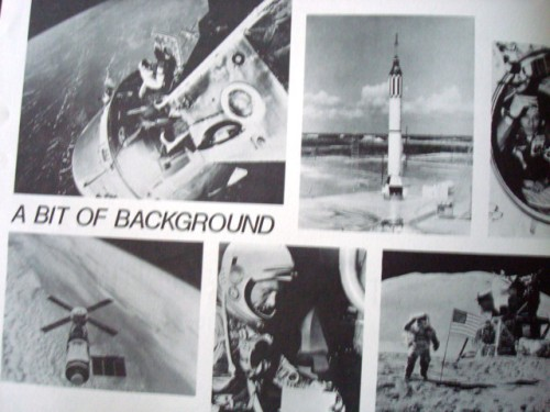 Space Mountain Orientation Book 1977-3