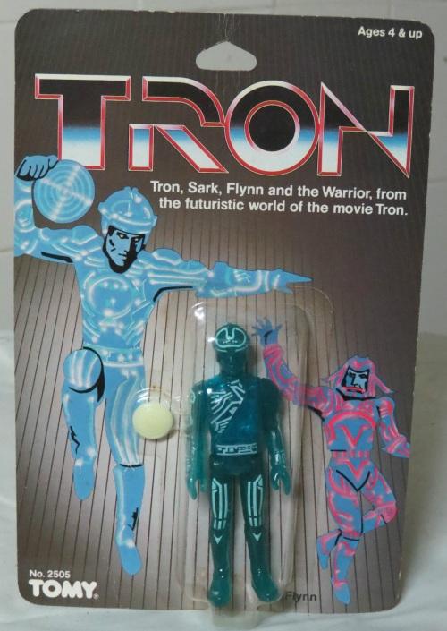 Tron Flynn 1980