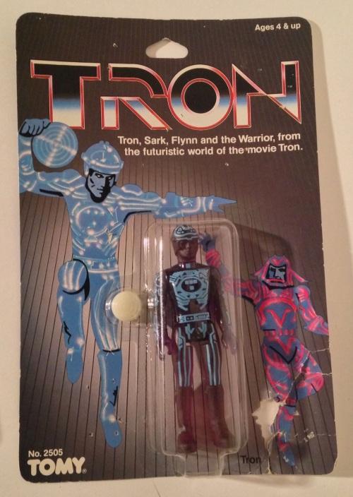 Tron Tomy 1982
