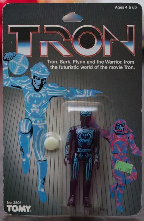 Tron Tron 1982