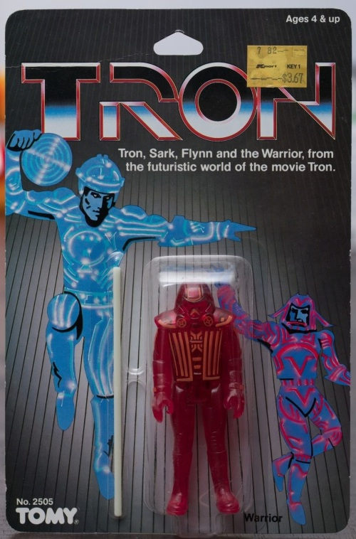 Tron Warrior 1982