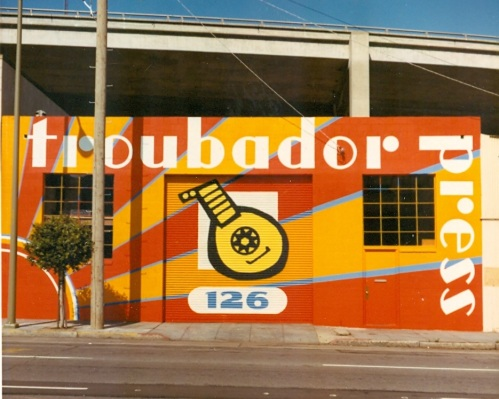 Troubador Building 1967